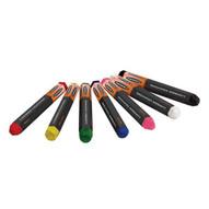Keson Lcyellow Yellow Hard Lumber Crayon (12 In A Box)-1