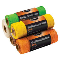 Keson Ob1000 Orange Braided Nylon #18 X 1000 Ft. (12 In A Box)-1