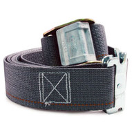 Kinedyne 651601 2 X 16' Logistics Strap With Cam Buckle And Spring Fitting-1