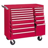Kennedy 315xr 15-drawer Maintenance Cart Red-1