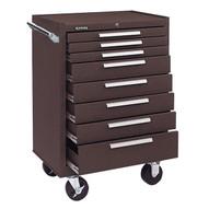 Kennedy 378xb 8-drawer Roller Cabinet Wball-bearing Slides Brown-1