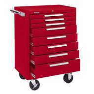 Kennedy 378xr 8-drawer Roller Cabinet Wball-bearing Slides Red-1
