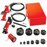 Gardner Bender KOH540A Hydraulic Knockout Set 12 To 4 Whand Pump-1