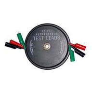 Kastar Hand Tools 1129 Retractable Test Leads - 3 Leads X 10 Ft-1