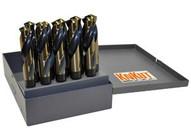 Knkut 10KK12 S&d 12 Reduced Shank Drillbit Set-1
