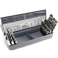 Knkut 115KK5 115 Piece Jobber Length Drillbit Set Numbers Letters-1