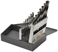 Knkut 15KK5 15 Piece Jobber Length Drillbit Set-1