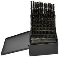 Knkut 80KK5 80 Piece Jobber Length Numbers1-80 Drill Bit Set-1