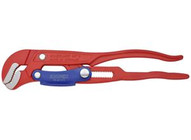 Knipex 83 60 010 10 Fast Adjust S- Shapeswedish Pipe Wrench-1