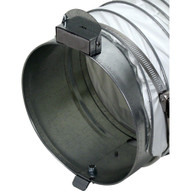 LB White 500-132542 Duct Adapter For Premier 40 Heater-1