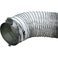 LB White 500-132544 Distribution Duct Kit White For Premier 40 Heater-1