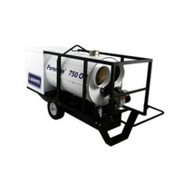 LB White Foreman 750 DF 750000 BUTH LPGNG Indirect-fired Portable Heater Vented-4