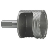 Lenox 1211622DGDS 1 38 (35mm) Diamond Grit One Piece Hole Saw-1