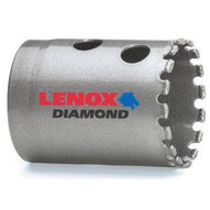 Lenox 1212040DGHS 2 12 (64mm) Diamond Grit Hole Saw-1