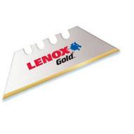 Lenox 20350GOLD5C Gold Bi-metal Utility Blade 5 Pack-1