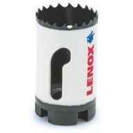 Lenox 3002525L 1 916 (40mm) Bi-metal Speed Slot Hole Saw Boxed-1