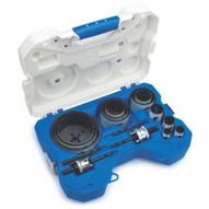 Lenox 308021200L Bi-metal Speed Slot Hole Saw Electrician's Kit 17 Piece-1