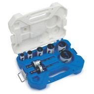 Lenox 30830600R Bi-metal Speed Slot Hole Saw Refrigeration Kit 8 Piece-1