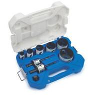Lenox 30856C600L Bi-metal Speed Slot Hole Saw Electrician's Compact Kit 9 Piece-1