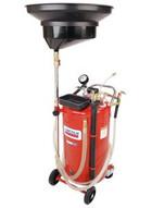 Lincoln Industrial 3639 25-gallon Used Fluid Combodrain evacuator-1