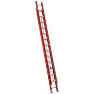 Louisville Ladder FE3228 28 Ft Fiberglass Multi-section Cap: 300 Lbs Type Ia-1