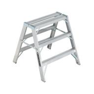 Louisville Ladder L-2032-03 3 Ft Aluminum Sawhorse Cap: 300 Lbs Type Ia-1