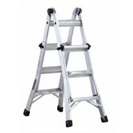 Louisville Ladder L-2098-13 13 Ft Aluminum Multipurpose Cap: 300 Lbs Type Ia-2