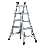 Louisville Ladder L-2098-17 17 Ft Aluminum Multipurpose Cap: 300 Lbs Type Ia-2