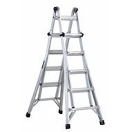 Louisville Ladder L-2098-22 22 Ft Aluminum Multipurpose Cap: 300 Lbs Type Ia-2