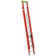Louisville Ladder L-3022-20PT 20 Ft Fiberglass Multi-section Ladder Cap: 300 Lbs Type Ia-2