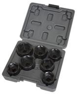 Lisle 13270 7 Pc Low Profile Filter Socketset-1