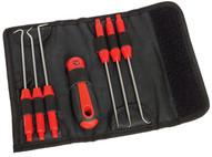 Lisle 82900 6 Piece Interchangeable Hook &pick Set-1