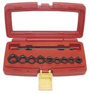 Lock Technology 599 9 Piece Metric Shockitsocket Kit-1