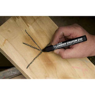 Markal 80356 Lumber Crayon #200 -economical Wax-based Lumber Crayon-green 144 In Box-1