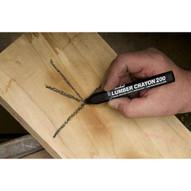 Markal 80358 Lumber Crayon #200 -economical Wax-based Lumber Crayon-purple 144 In Box-1