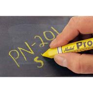 Markal 80384 Pro-ex� Lumber Crayons-premium Clay-based Lumber Crayon-orange 144 In Box-2