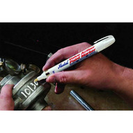 Markal 96809 Valve Action� Paint Markers-liquid Paint Marker For General Marking-brown 48 In Box-1