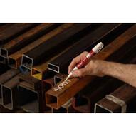 Markal 97256 Pro-line� Xt Paint Marker-liquid Paint Marker For Rough Surfaces And Exteme Durability-orange 48 In Box-1