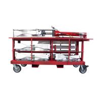 Gardner Bender MB400DL Long Stroke Ultra Eegor Hydraulic Bender Includes Mobile Bend-mate Table And Shoe Group Wo 3.5 1ea-1