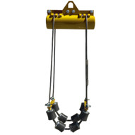 """Mathey Dearman 2002 Pipe Cradle For Lifting 6-12"""" Pipe, 12,000 LB Cap"""