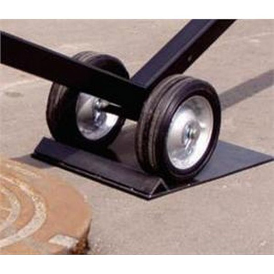 Magnetics MCLWC18X16 Wheel Chock 18�x16� for Uneven Surfaces (Plate Only)-1