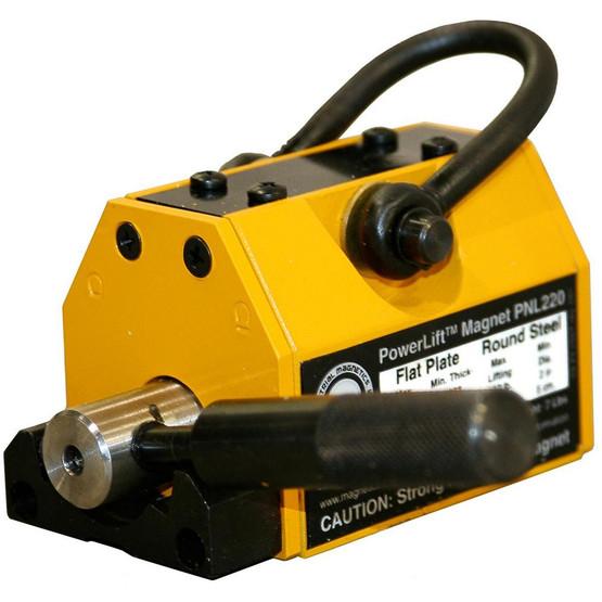 Magnetics PNL0250 250 lb Lift Cap PowerLift Rare Earth Magnetic Lift-1