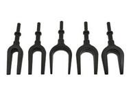 Mayhew 31940 5 Piece Separating Fork Set-1