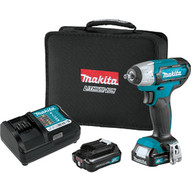 Makita WT02R1 12v Max Cxt� 38 Sq. Driveimpact Wrench Kit (2.0ah)-1