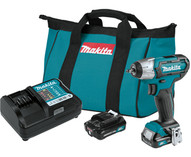 Makita WT04R1 12v Max Cxt� 14 Impactwrench Kit (2.0ah)-1