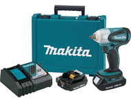Makita XWT06RB 18v Lxt 38 Impact Wrench Kit-1