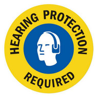 Mighty Line hearingprotectreqb24 Hearing Protection Required Multi-color-1