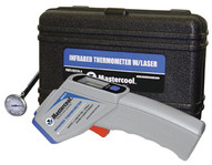 Mastercool 52224asp Infra Red Temp Gun With Pocket Thermometer-1