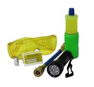Mastercool 53587 Compact Uv Flashlight Kit-1
