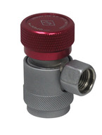 Mastercool 82834-SL High Side Manual R134a Safetylock Coupler 14 Mm-f X 13 Mm-1